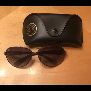 Authentic Ray-Ban RB 3386 107/8G